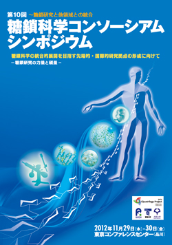The 10th Symposium of Japanese Consortium for Glycobiology and Glycotechnology